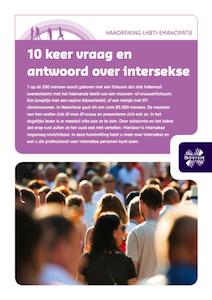 handreiking intersekse